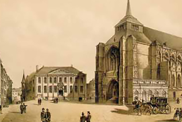 Etymology of Diest